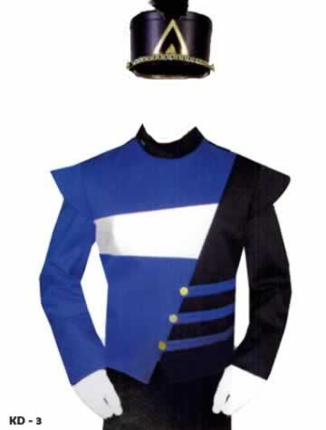 drum band uniform